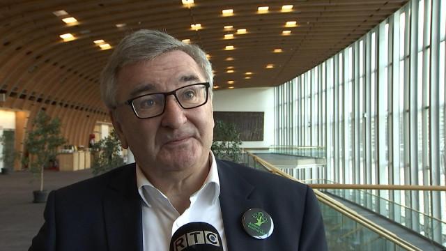 René Collin: 'La biodiversité ne mobilise pas encore assez'