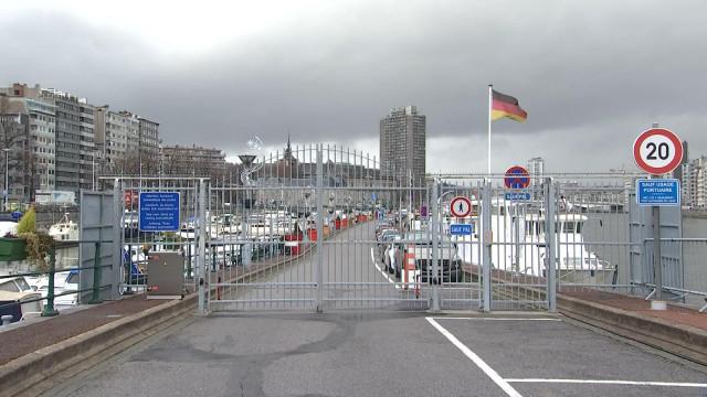 Tensions au Port des yachts, devenu nettement plus cher.