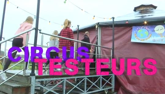 Les testeurs au cirque (1)