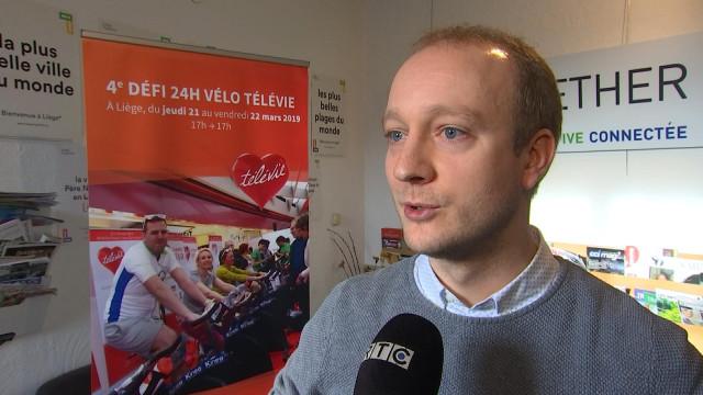 Liège : 4000 personnes pour le Télévie