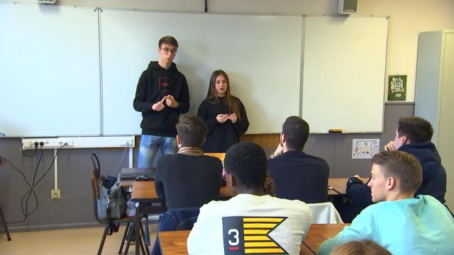 Les étudiants liégeois mobilisés aussi pour le climat