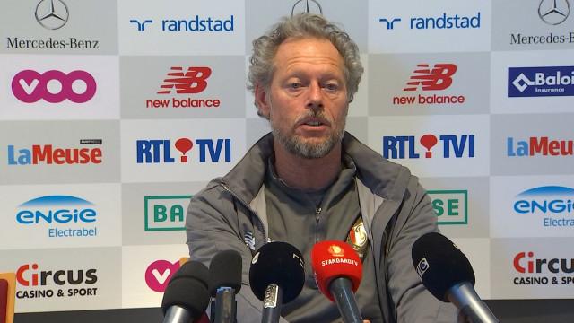 Preud'homme: 'Le Standard était obligé d'accepter l'offre'