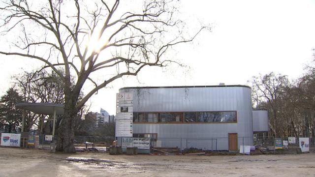 Le Trink Hall reprend sa place au coeur du Parc d'Avroy