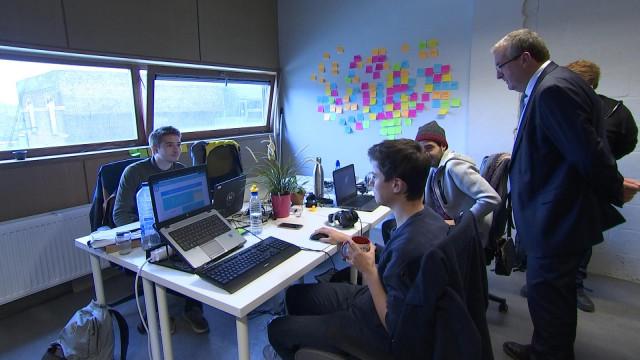 BeCode, stagiaires prêts à l'empoi pour Gambit