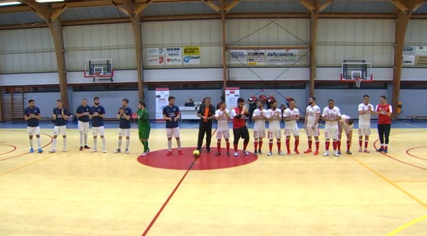 Replay: Futsal: Gold Seraing - Escale Oreye