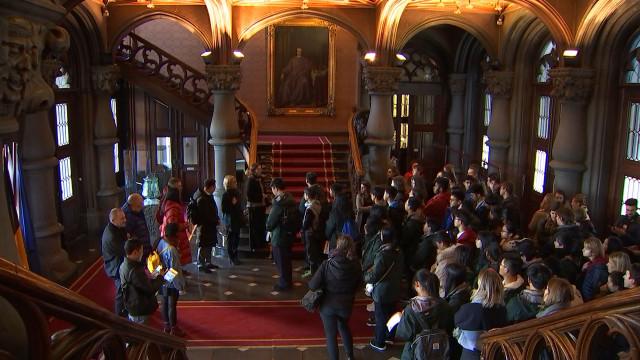 Echange scolaire : des Chinois à Liège