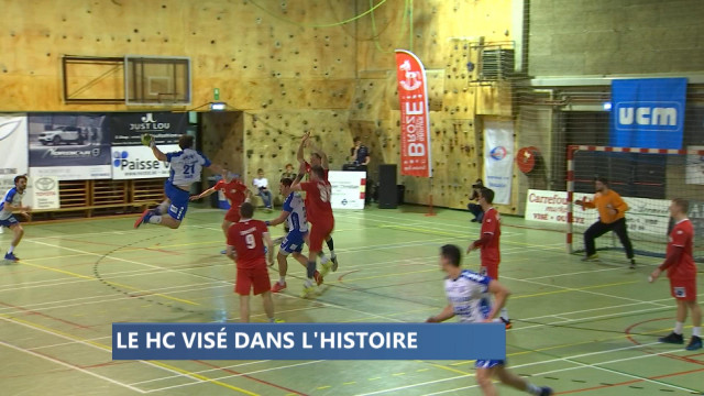 Zapping sports: une première pour le handball francophone!