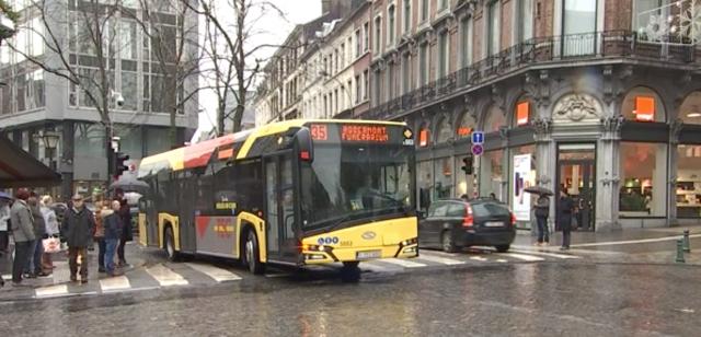 Liège dit 'non' à la gratuité des bus