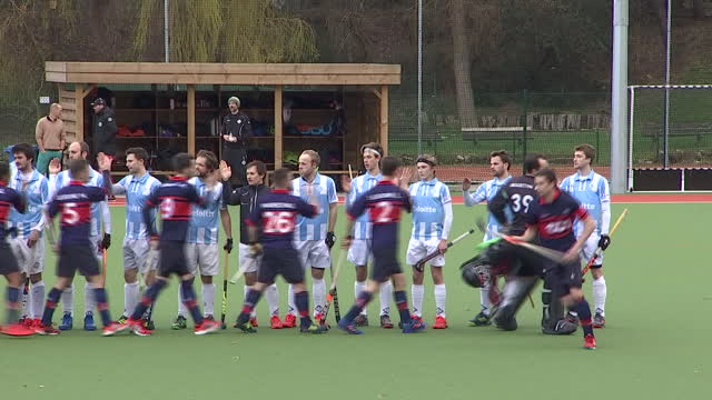 Hockey: Old Club - Louvain La Neuve