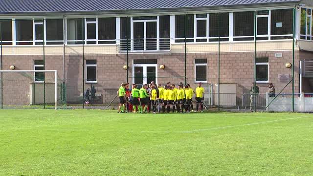 Replay: Football: Wanze Bas Oha - Raeren Eynatten