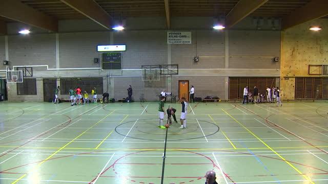 Replay: Futsall : Celtic Visé - Lecocq Dison