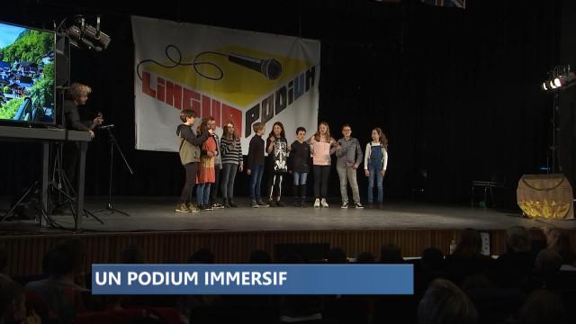 Lingua Podium à Waremme pour sa 8ème édition