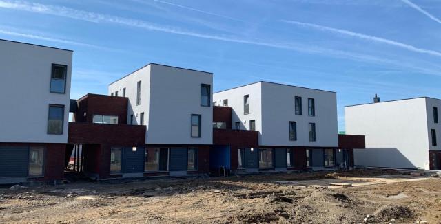 Des nouveaux logements publics à Liers