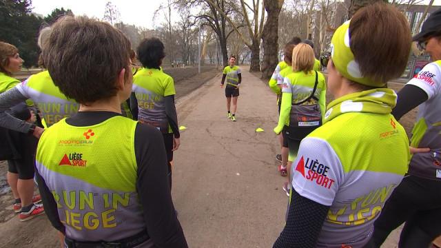 Run In Liège: la course à pied encadrée et adaptée