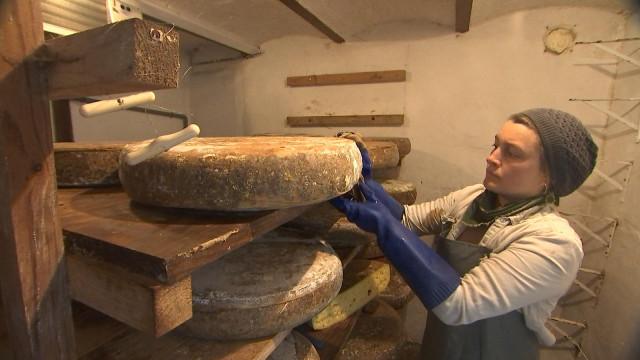 Financement participatif pour la fromagerie de la ferme Larock