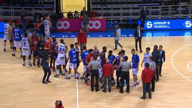 Liège Basket renoue avec la victoire
