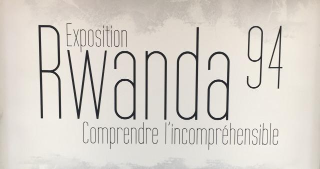 Une exposition pour comprendre le génocide au Rwanda