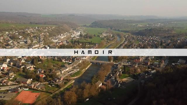Vu du Ciel : Hamoir