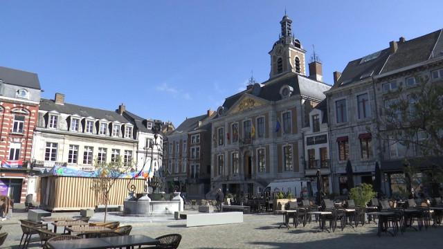 La fontaine du Bassinia à Huy reprend vie