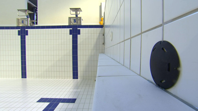 Piscine de Saint-Georges : dispositif anti-noyade