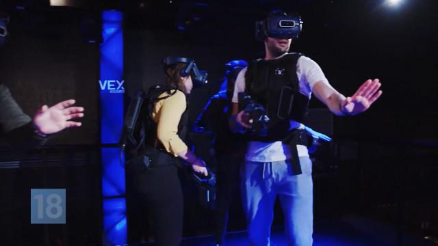 One Reality : 2000 mètres carrés dédiés à la réalité virtuelle