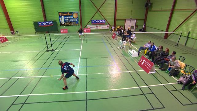 Badminton : les champions wallons sont liégeois