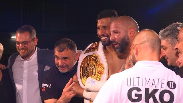 Un 3ème titre de champion du monde de boxe pour un Liégeois