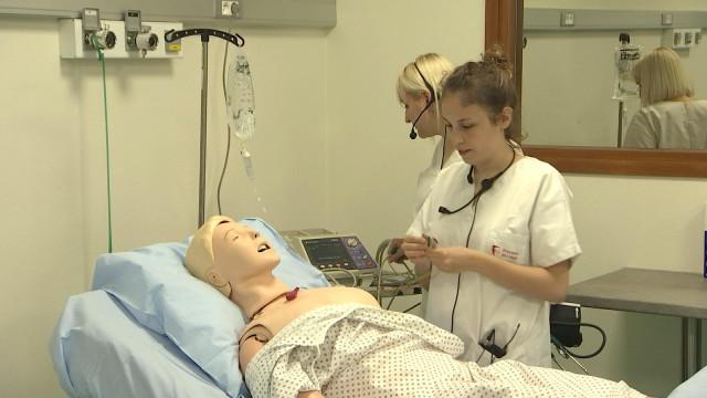 Laboratoire de simulation clinique pour la Haute Ecole