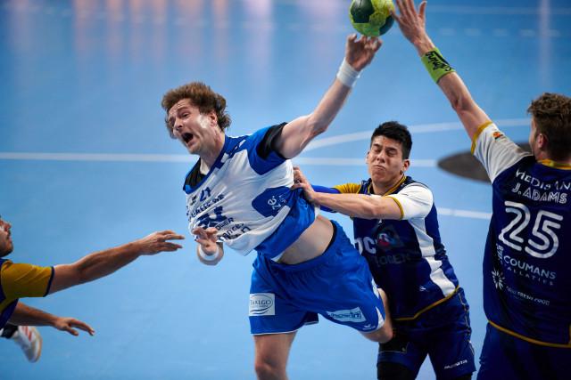 Finale du championnat de handball : Visé surprend Bocholt