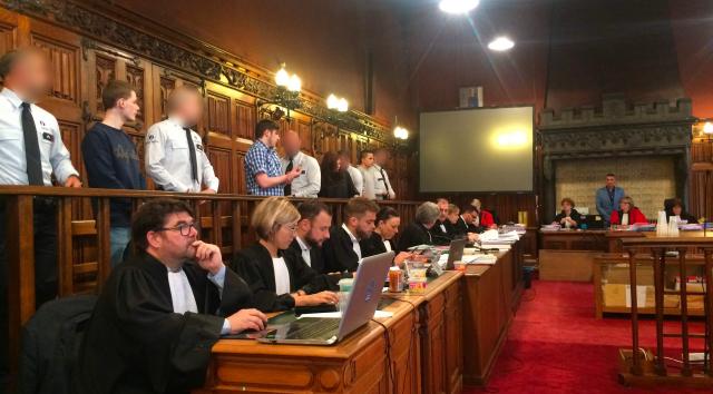 Affaire Valentin Vermeesch - Seconde phase du procès