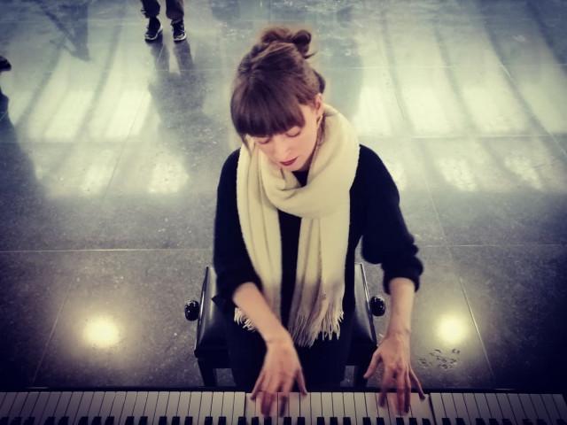 De la musique plein la gare