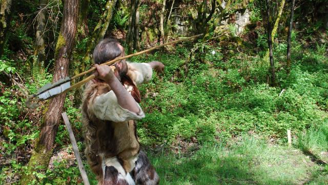 Université: la balistique réévalue les performances des armes préhistoriques