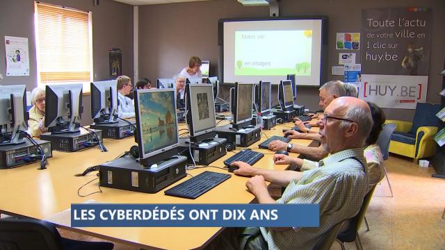 L'informatique à portée de clic avec les Cyberdédés!