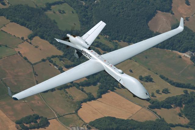 Une entreprise liégeoise participera au programme de drones SkyGuardian