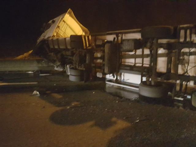 Accident mortel cette nuit sur la E42 à Horion-Hozémont