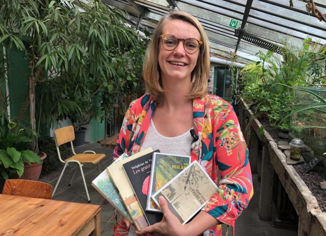 Un Eté à la Page : la sélection du Slow Reading Club de Liège