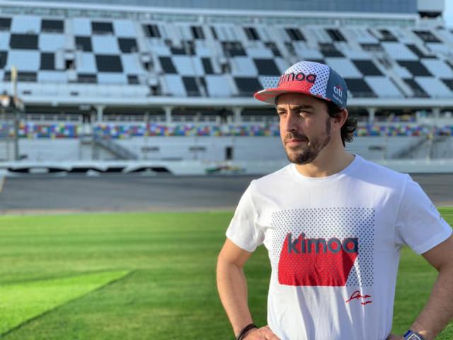 Alonso prépare le Dakar avec les Liégeois d'Overdrive