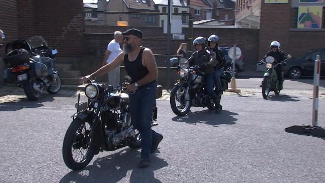 Liège-Nancy-Liège : une course pour les motos d'avant 1945