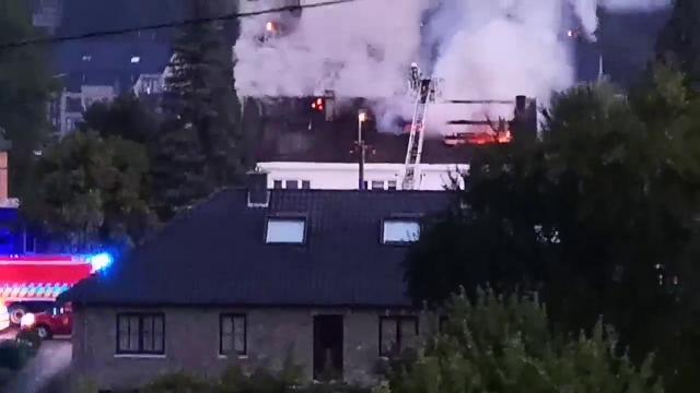 Un mort dans un incendie dans un immeuble à Aywaille