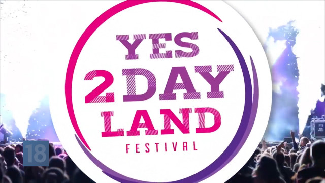Yes2DayLand, le festival aux 3 ambiances