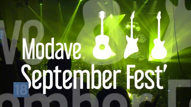 Le Modave September Fest' mélange d'artistes de différents niveaux !