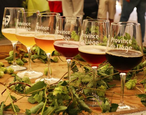 Les meilleurs vins et bières de la province