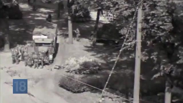 Commémorations : où voir les colonnes de véhicules et le campement