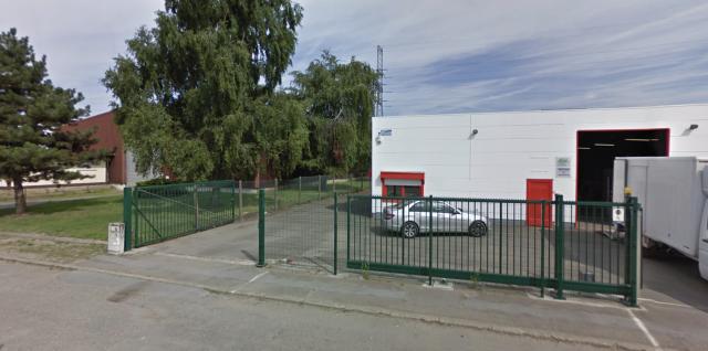 Important incendie à Flémalle : l'usine de verrerie VD pack est partie en fumée