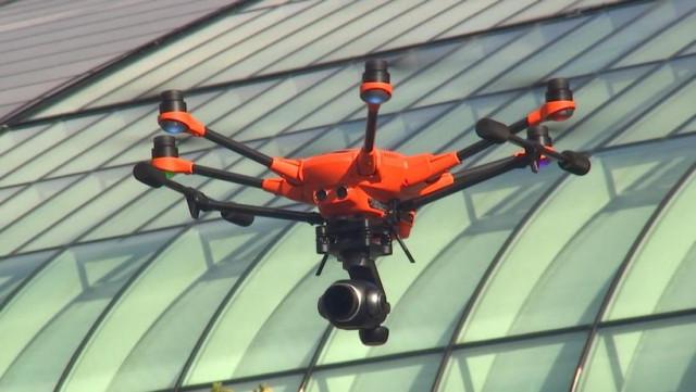 Drones : que peut-on faire à Liège ?