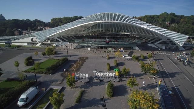 """La """"Gare TGV"""" des Guillemins fête ses 10 ans !"""