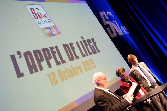 Laïcité : l'appel de Liège