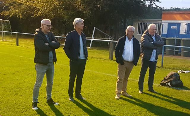 URSL Visé a un nouveau duo d'entraîneurs