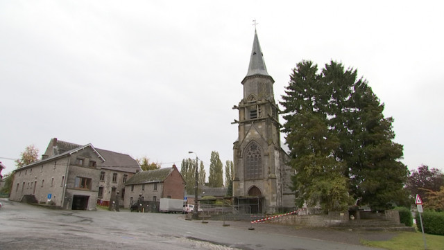 L'église de Scry fermée en urgence
