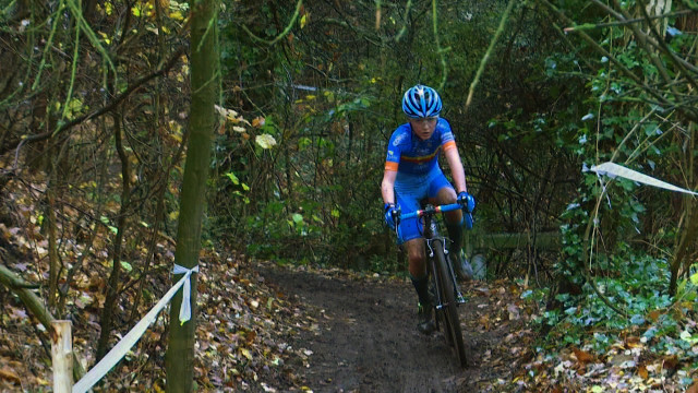 Découvrez le cyclo-cross avec la Province de Liège !